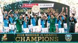 J1リーグ2連覇