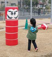 小田で楽しむ正月遊び