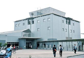 外国人相談窓口がある川崎市国際交流センター