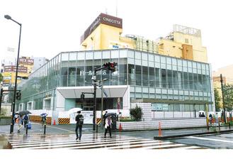 旧さいか屋跡地に開業する「川崎ゼロゲート」