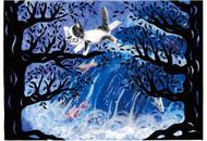 猫と夢見る絵本の世界へ