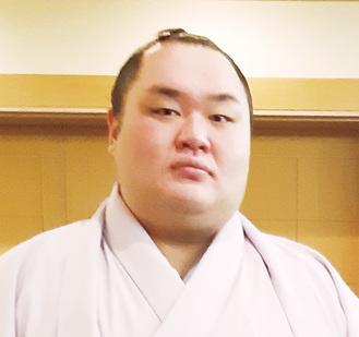 川崎市アゼリア賞を受賞した友風関