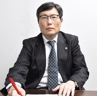 要請書を示しながら語る安藤弁護士
