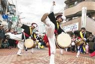 桜本で恒例「日本のまつり」