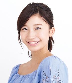 新イメージキャラクターの小倉優香さん