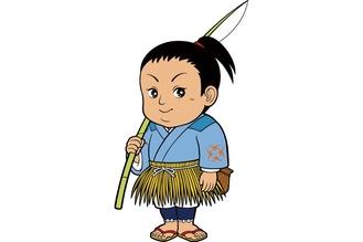 川崎大師公式キャラクター「ひらまくん」 川崎大師平間寺提供