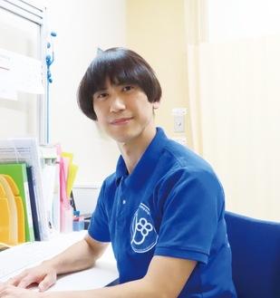 同院泌尿器科の部長を務める小杉道男氏