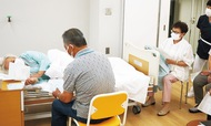 地域連携で模擬患者養成