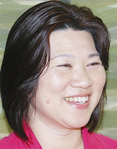 石田 智子さん
