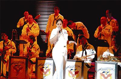 米海軍第7艦隊音楽コンサート