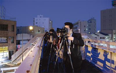 デジタル一眼で夜景を撮ろう