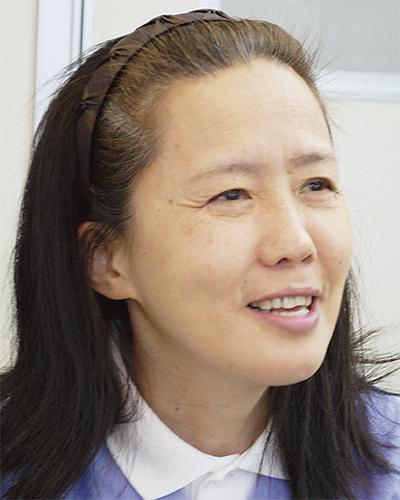 結 昭子さん