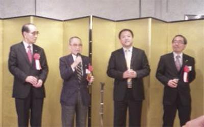 「日本企業に熱烈歓迎」