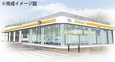 新店舗は「全天候型店舗」進化したサービスを提供