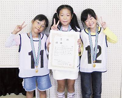 浅田地区のチームが優勝