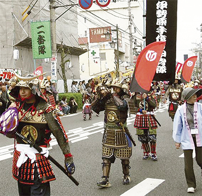 日吉地区最大の祭り 開幕