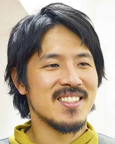 常田 真太郎さん