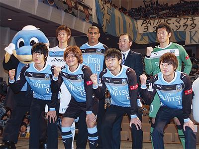 川崎F 羽ばたくチームに