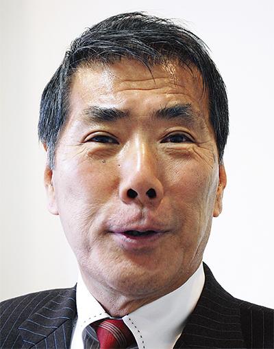 阿部 勝さん
