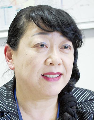 上野 葉子さん