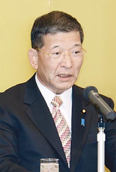 新会長に小泉昭男氏