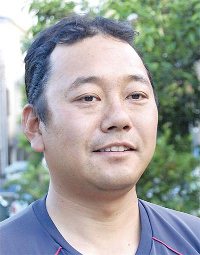 安藤 剛志さん
