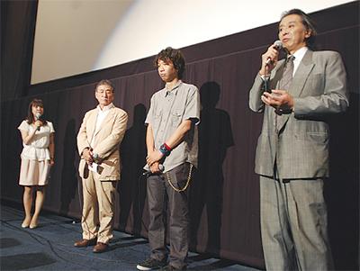 市民発映画3氏が意見交換