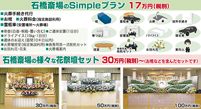 家族だけで送る17万円のシンプル(直葬)プラン