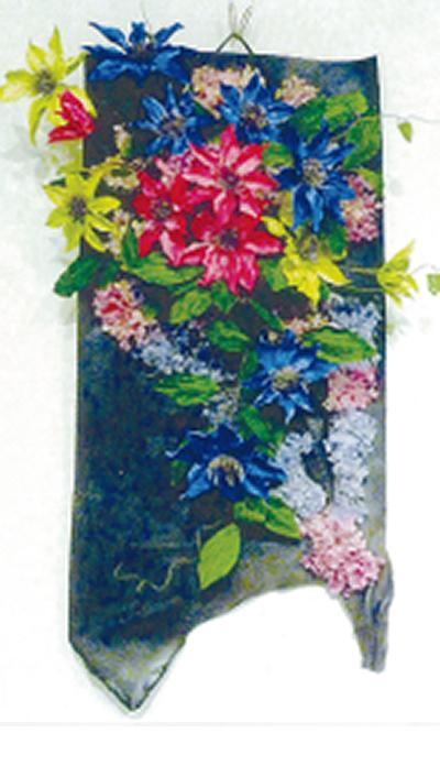 鮮やかな「花の芸術」