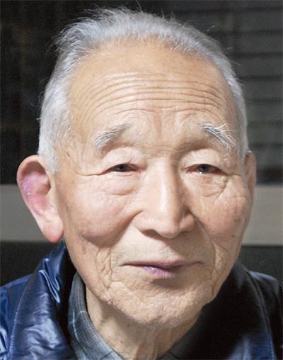 櫻井定吉(さだきち)さん