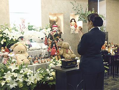 ダビアスリビング人形供養祭