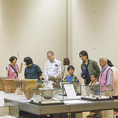 市民ミュージアムを体験