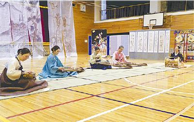 韓国・朝鮮の伝統楽器を学ぼう
