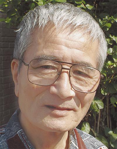 津川 博保さん