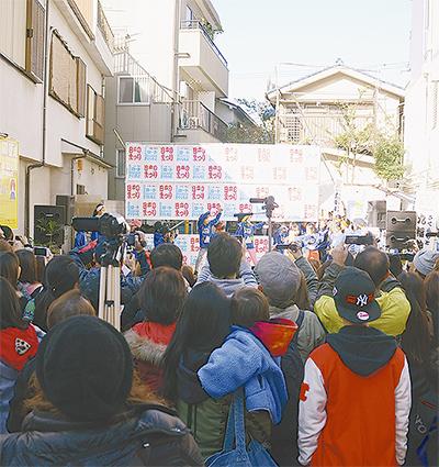 桜本商店街で多彩な催し