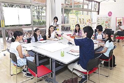 食と環境考える学習イベント
