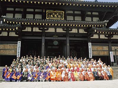 日韓の僧侶が交流