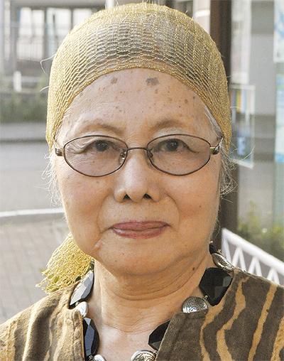 松村 メイ子さん