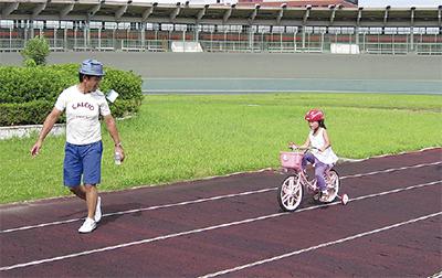 初心者自転車対象教室