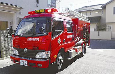 川崎区で火災死者2人
