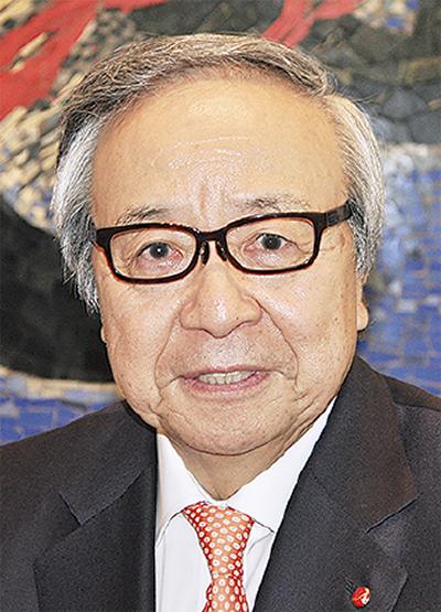 新会長に伊藤雅俊氏