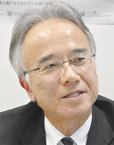 石渡 伸幸さん