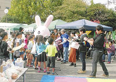 健康見つめる祭り