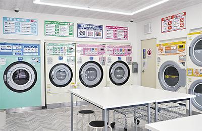 梅雨の洗濯・乾燥をスピーディーに
