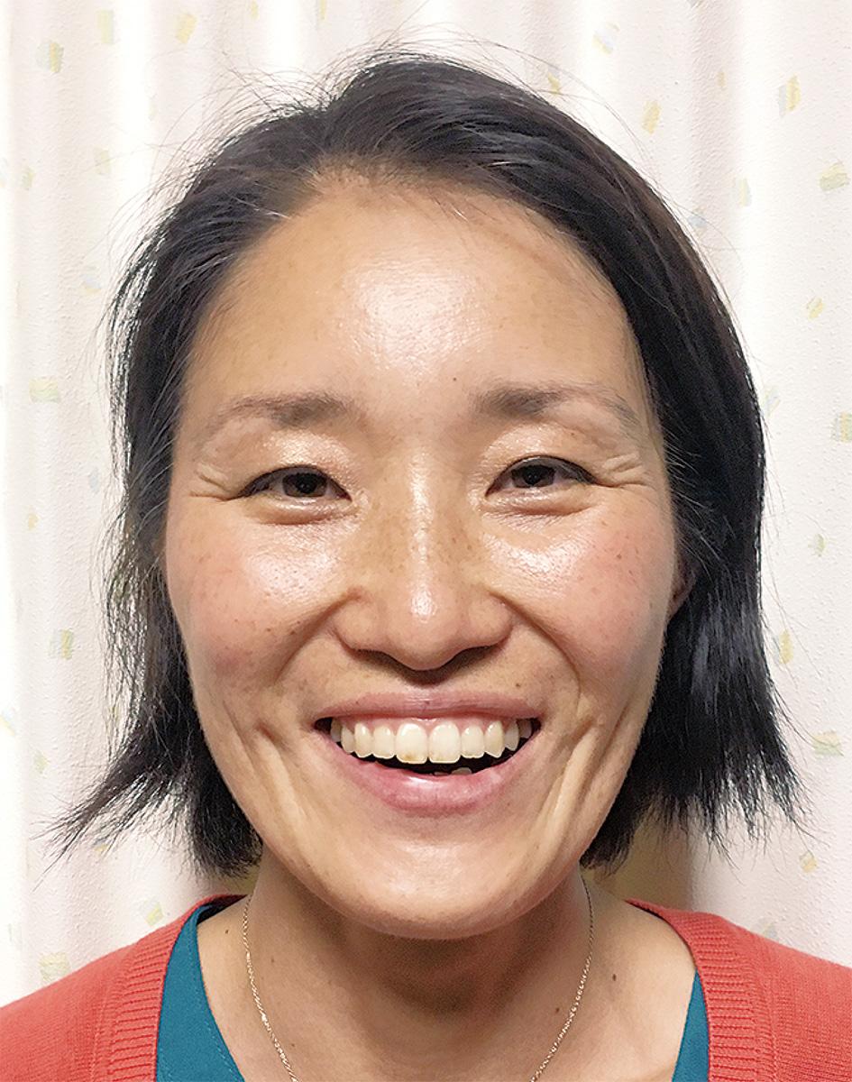 石渡 裕美さん