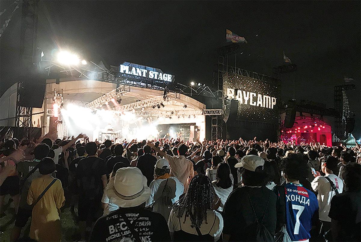 臨海部夏フェスに8千人