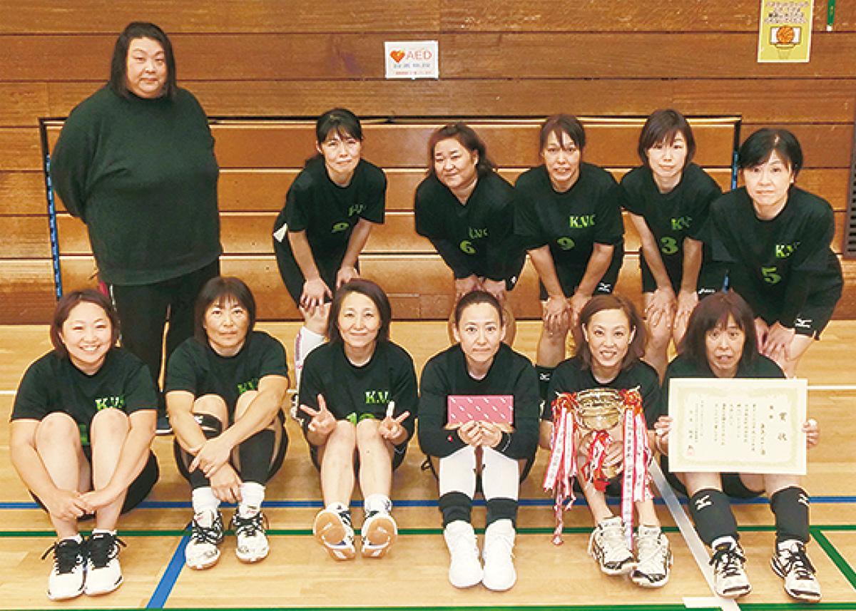 鹿島田が11年ぶり優勝