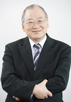 講演を行う北野大氏