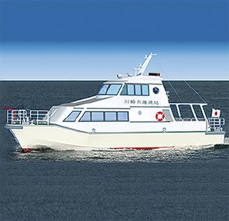 新造船のイメージ