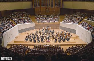 東響によるフィナーレコンサート